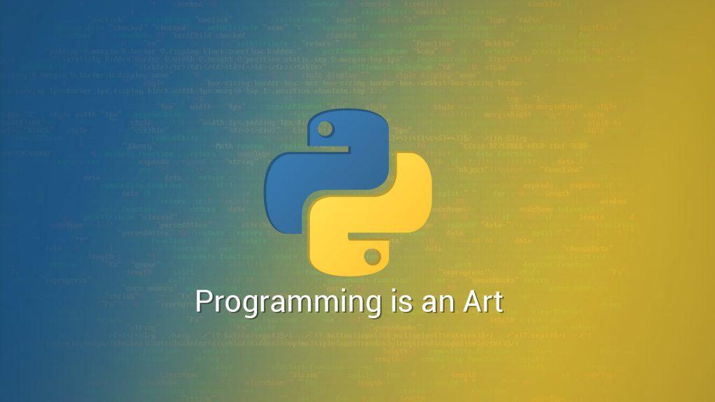 Generative Art by Python3Python3